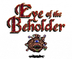 Eye of the Beholder DOS Game Textures